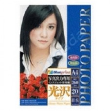 BLUEPRINT BP-GPA4260 Photo Paper A4 260 Gsm Isi 20 Lembar