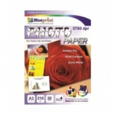 BLUEPRINT Photo Paper Size A3 190gsm BP-GPA3190 Isi 20 Lembar