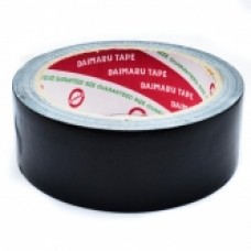 DAIMARU Tape Cloth 36 mm x 12 m - Hitam