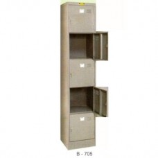 LOCKER BROTHER B-705 (5 PINTU)
