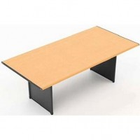 MEETING TABLE HIGHPOINT ONE CT 3C BEECH (240CM)