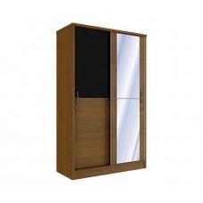 ALMARI PAKAIAN SLIDING DOOR 2 PINTU+ KACA  ORBITREND AR5121