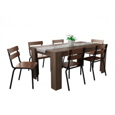 DINING SET ORBITREND KAPUAS