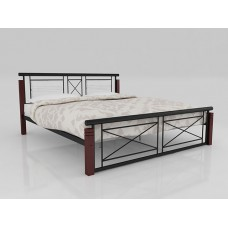 METAL BED ORBITREND SCORPIO 160CM