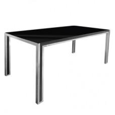 MEJA MAKAN DINING TABLE SEAHORSE MORENO 120x80 cm